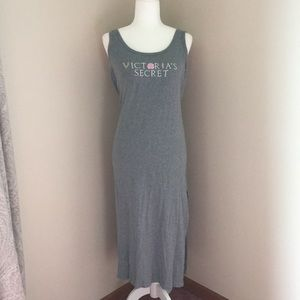 Victoria's Secret  Nightgown w/ floral embroidery